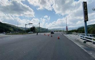 南迴改草埔森永隧道30日12時起 開放大型重型機車通行