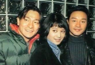 昔美到连刘德华、张国荣都沦陷 她狠断美国演员尪:从没爱过他