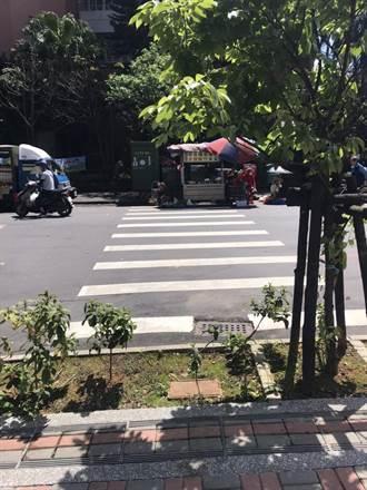 三芝國小斑馬線惹民怨 交通局:5月底前改善完成