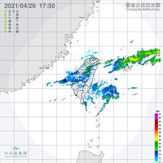 雨神暂离!明起好天气 下波锋面报到时间曝 2地区有雨