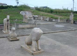 史話》陵墓前放石獸始於霍去病──認識中國古建築(四)