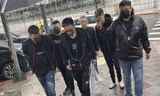 槍擊媽祖協會 13名小弟護送進警局成聲押理由