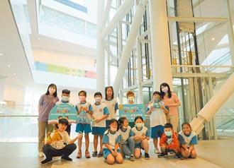 玉山 推廣兒童藝術教育
