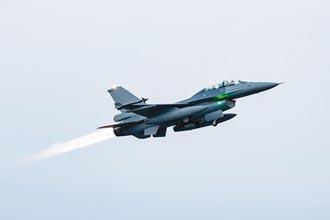 升級F-16V 我空官將首度駕機飛美國