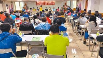 台中上百位外送員 爭勞權組工會