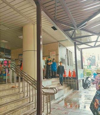 泰山風雨走廊漏水 10日內改善