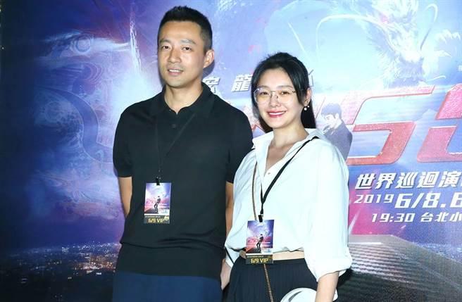 汪小菲上月22日迎來和大S結婚10周年紀念日。(圖/本報系資料照)
