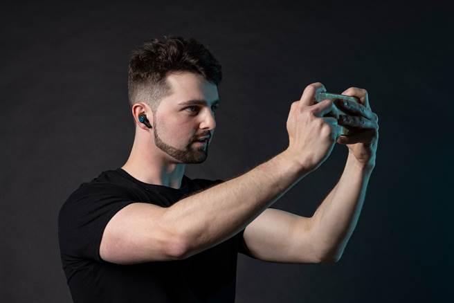 JLab JBuds Air Play真無線藍牙耳機(圖/耳機人提供)