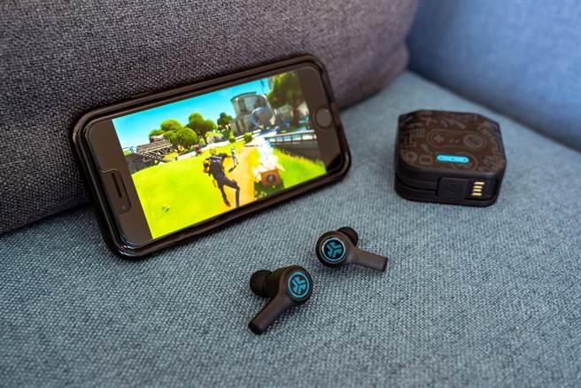 JBuds Air Play有音樂和遊戲兩種模式(圖/耳機人提供)