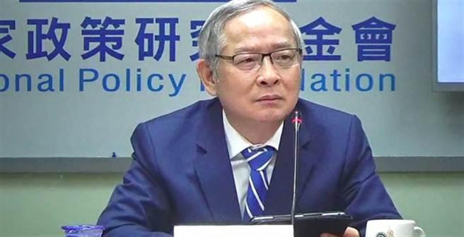 國民黨前立委林郁方。 (資料照片)
