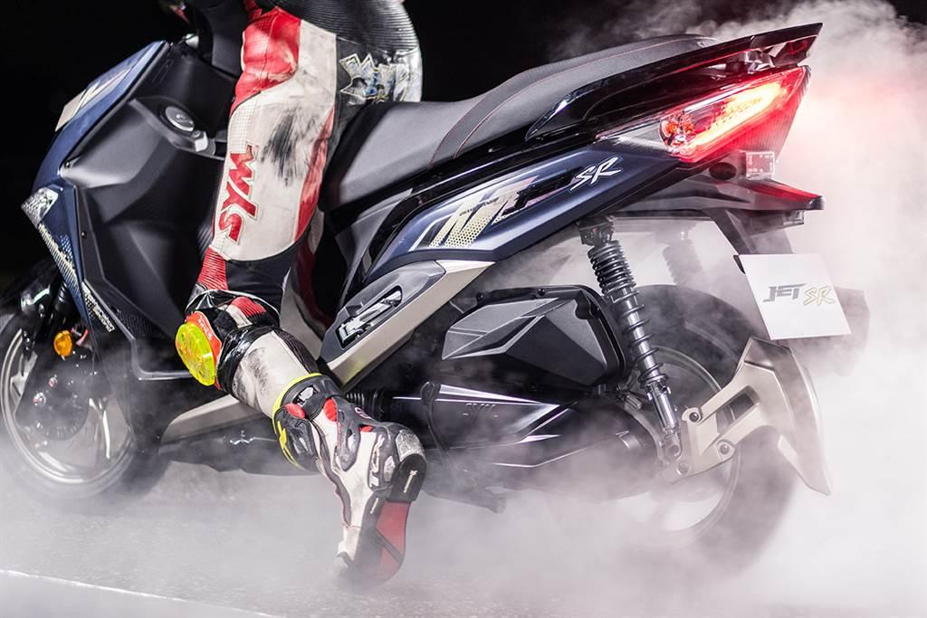 SYM 競者之王 JET SL 全新上市 全新進化水冷引擎 王者氣度磅礡登場