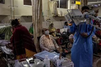 印度染疫新增病例再創新高 全球確診突破1.5億例