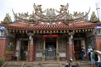 楊裕富》堪稱南投第一古廟:竹山連興宮