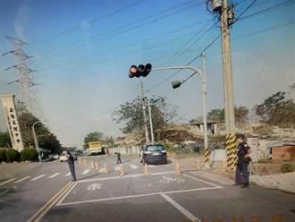 台中女高中生進校門前遭公車衝撞 搶救無效宣告不治
