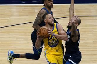 NBA》柯瑞37分沒用 愛德華茲末節接管比賽退勇士
