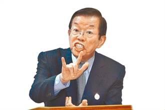 要求謝長廷24日赴立院說明 藍委追問:上飛機沒?