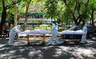陸駐印度大使:已提供超過2萬台製氧機、5千台呼吸機
