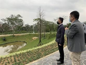 竹市樹葬園區詠生樹使用率高 開放月餘達年目標51%