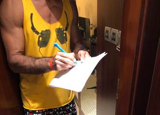 科威特男居檢落跑參加鐵人三項 遭罰30萬刷卡繳清