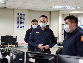 警政署火速拔北投分局长遭阻 陈家钦:同意调查后再惩处