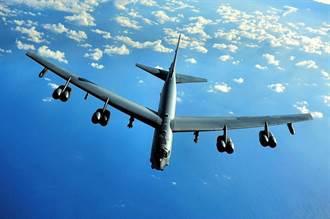 獨家》陸南海大練兵 美兩架B-52轟炸機今陪練