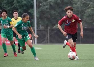 木蘭女足聯賽 首次移師宜蘭