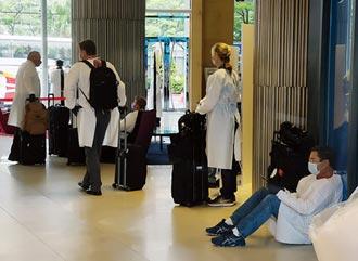居檢旅館成染疫破口 航空界不意外