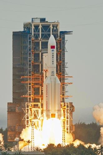 大陸太空站核心艙 天和成功發射