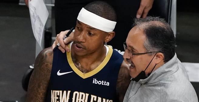 湯瑪斯積極尋求重返NBA(美聯社資料照)