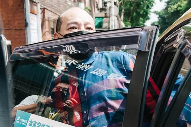 民進黨台北市黨部評委召集人 趙映光,30日晚間發出書面請辭聲明。(圖/本報資料照,郭吉銓攝)