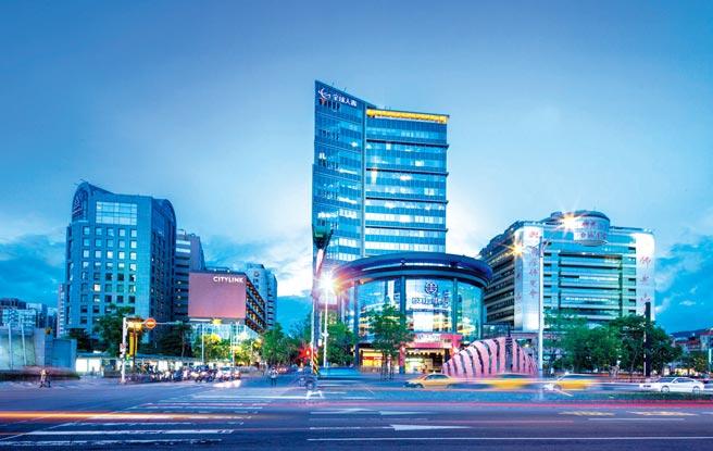 松山站軌道商圈聯結大南港東區門戶,商辦置產布局備受矚目。圖/業者提供