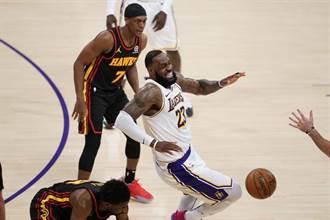 NBA》詹皇回歸在即 展示「恐怖3巨頭」新刺青