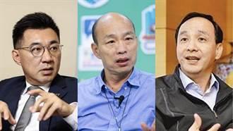 韓、江、朱算盤該怎麼打?媒體人用3個字巧妙解答