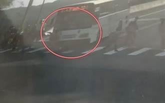 煞車失靈保護乘客撞死高中女學霸 網質疑公車司機:喇叭壞了?