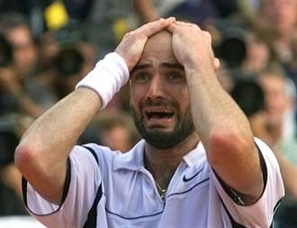 網球》阿格西會通靈?接發球能力超乎常人