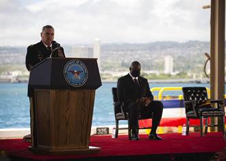 美日韓參謀首長會晤 拜登政府重心從中東轉至中國大陸