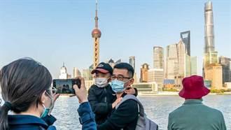五一首日上海外灘累計客流值達42萬人次,創同期歷史新高