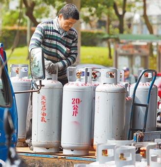 天然氣2連漲貴1成 下月恐再調升