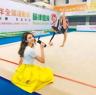培育台灣體操選手遭抹黑 瑞莎嘆愈努力愈被人恨