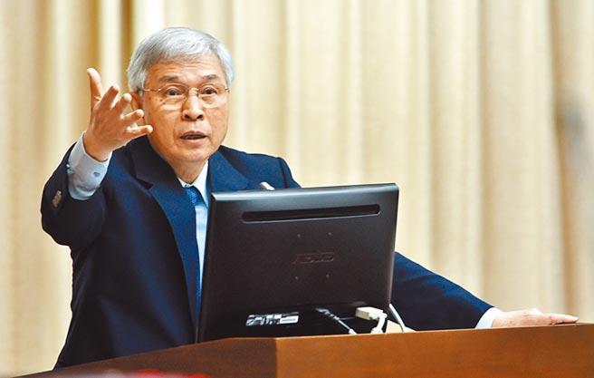 央行總裁楊金龍。圖/本報資料照片