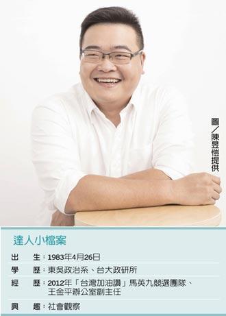 職場達人-陶瓷公會、國民黨中央委員 政治人陳昱愷 轉戰陶瓷公會