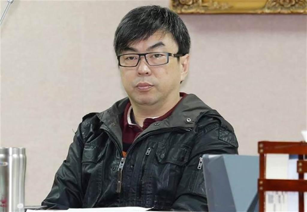 民進黨前立委段宜康。(資料照片)