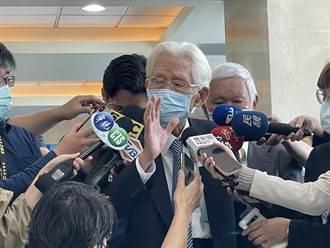 民進黨修憲不制憲 辜寬敏痛批:為政權騙台灣人嗎?