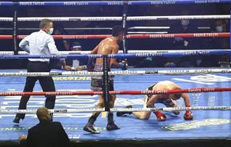 約旦19歲拳手在擂台倒下身亡 國際拳總致哀