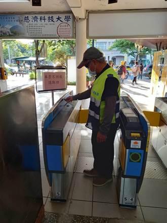 確診個案曾搭普悠瑪到宜蘭 台鐵宜蘭站大消毒
