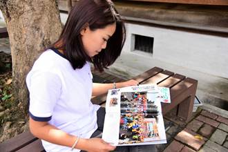 跑出國際 花蓮太平洋縱谷馬拉松登上日本銷售第一跑步者雜誌