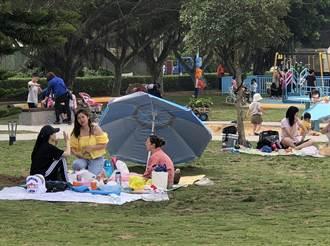 金門首座共融公園啟用 親子同樂幸福島嶼