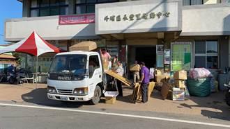 中市外埔清潔隊成立希望資收站 回收所得照顧弱勢