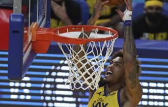NBA》烏布雷手腕韌帶撕裂+手掌骨折 網友:連勝開始