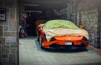 路過車庫驚見1600萬棉被架 當地人曬更狂照:真是樸實無華